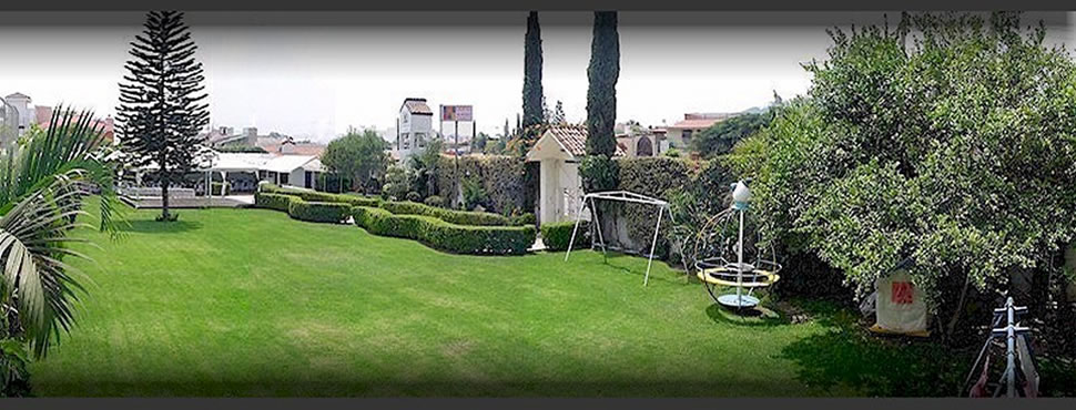Casa Jardin Piscina Decorado Maceta Grandes Ideas 1000